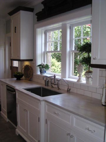 Private Residence, St. Petersburg, Florida traditional-kitchen