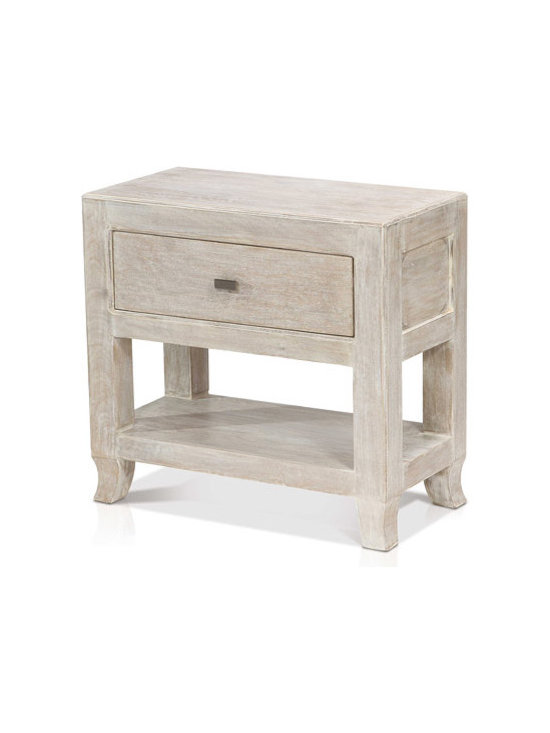 Hunter End Table - For more information: