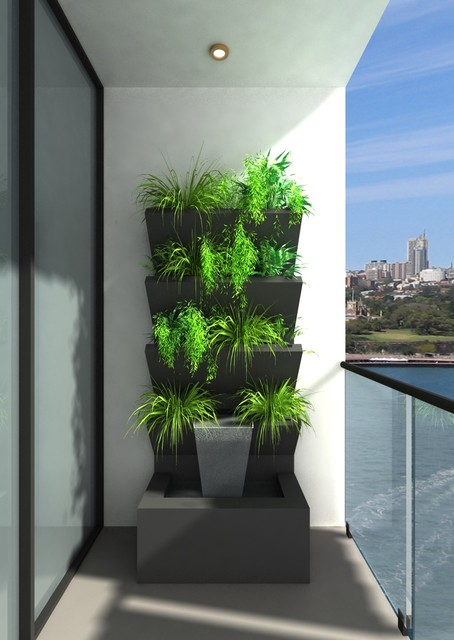 VWALL Vertical Planter Boxes outdoor-decor