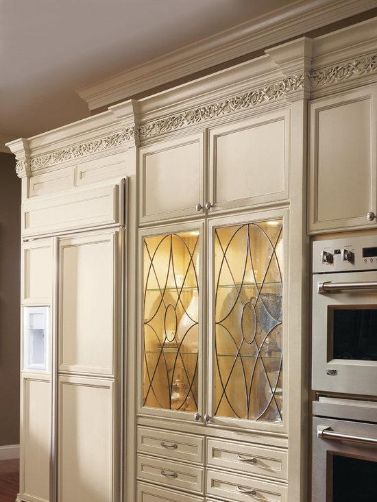 Decora Kensington Art Glass Doors -