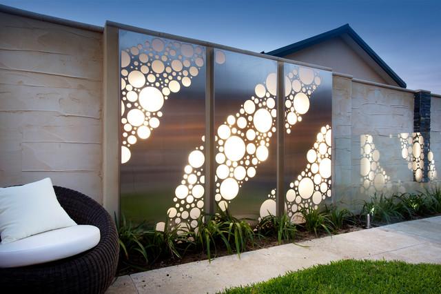 oxygen series lightbox modern outdoor decor perth
