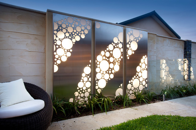 Outdoor Wall Light Decor : Oxygen Series Lightbox - Modern - Outdoor Decor - perth - by Outside In