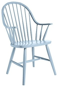 Windsor Arm Chair traditional-dining-chairs