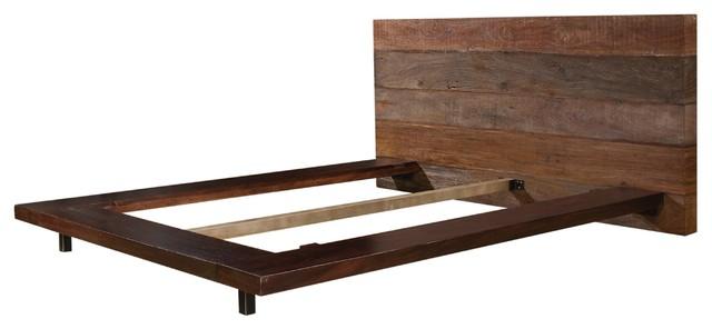 Clyde Bed, Queen eclectic-beds