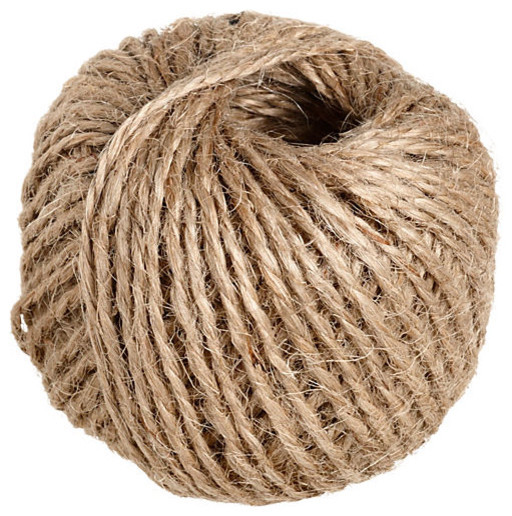 Jute Natural Twine - Traditional - Specialty Baking Tools - by Paper Source