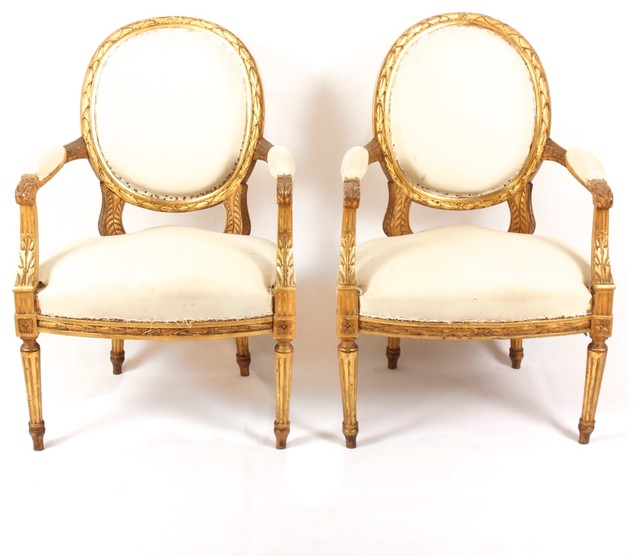 Lolaandbess.com - Traditional - Armchairs And Accent Chairs - london ...