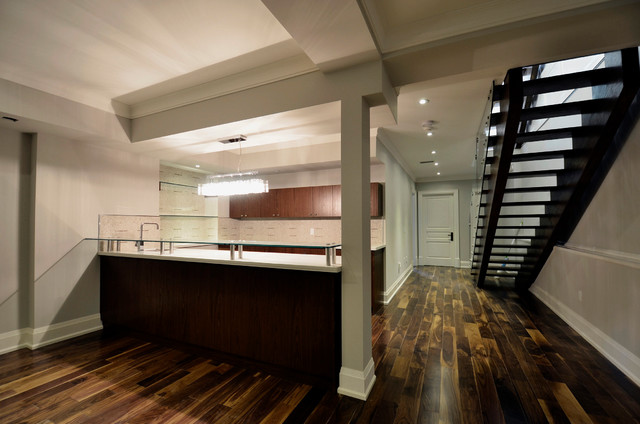 440 Broadway Ave contemporary-basement