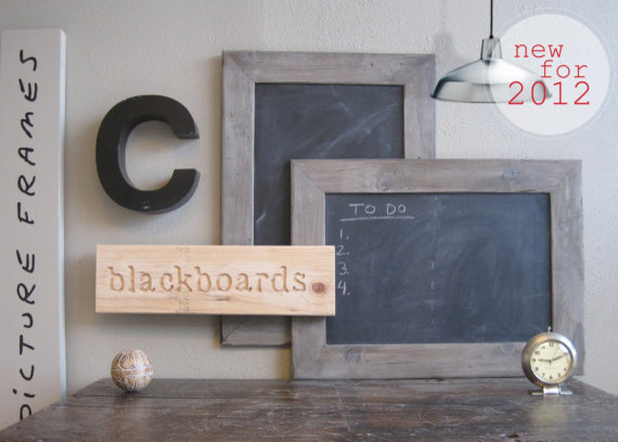 Traditional Bulletin Boards And Chalkboards by Etsy
