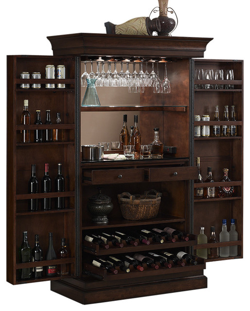 Angelina Server - Transitional - Storage Cabinets - by ...