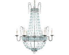 Arteriors Versailles Chandelier traditional-chandeliers