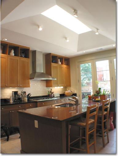 Lovely Modern Kitchen in DC contemporary-kitchen