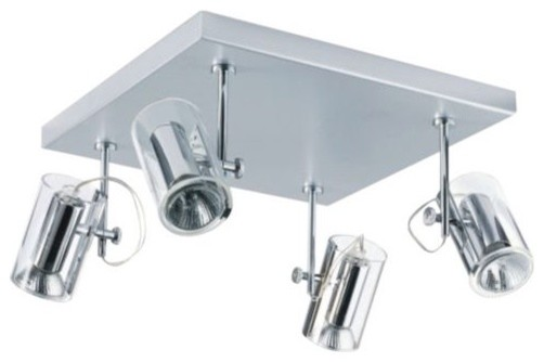 Tu-B Flushmount contemporary-ceiling-lighting