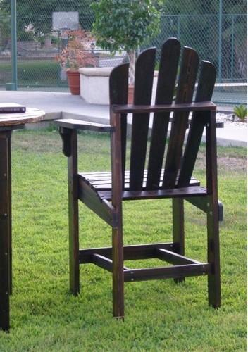Counter Height Adirondack Chairs : Westport Counter Height Adirondack Chair - Modern - Adirondack Chairs ...