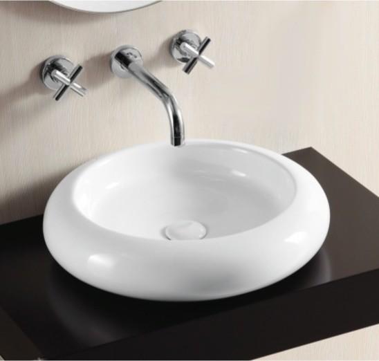 Bathroom Sink Round : All Products / Bath / Bathroom Sinks