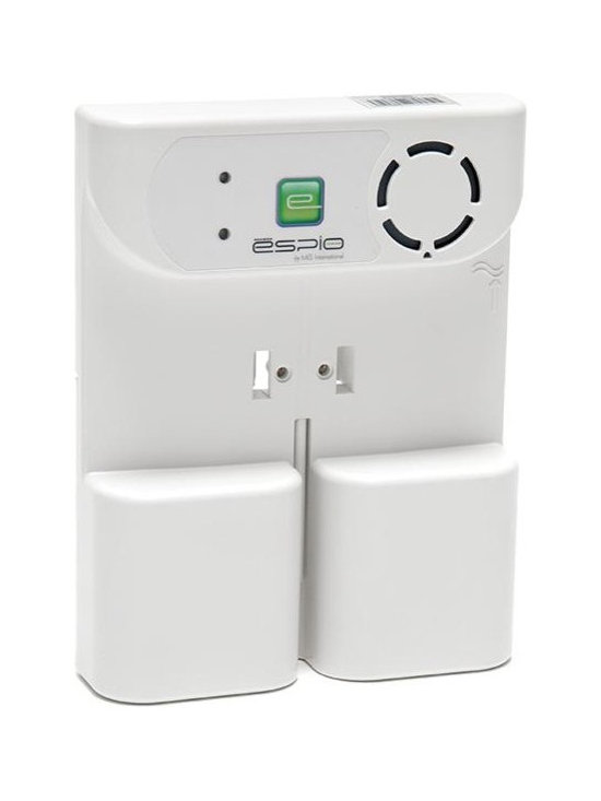 AquaSensor Espio Immersion Sensing Pool Alarm System - -Discreetly attaches to below coping