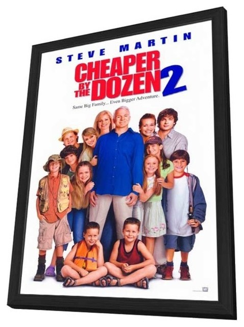 cheaper by the dozen movie poster wwwimgkidcom the
