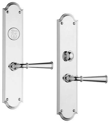 Door Hardware Entrance Sets Transitional Front Doors Chicago By Chic
