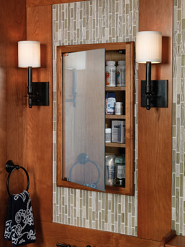 Medicine Cabinet - Traditional - Bathroom Mirrors - other metro - by Merillat