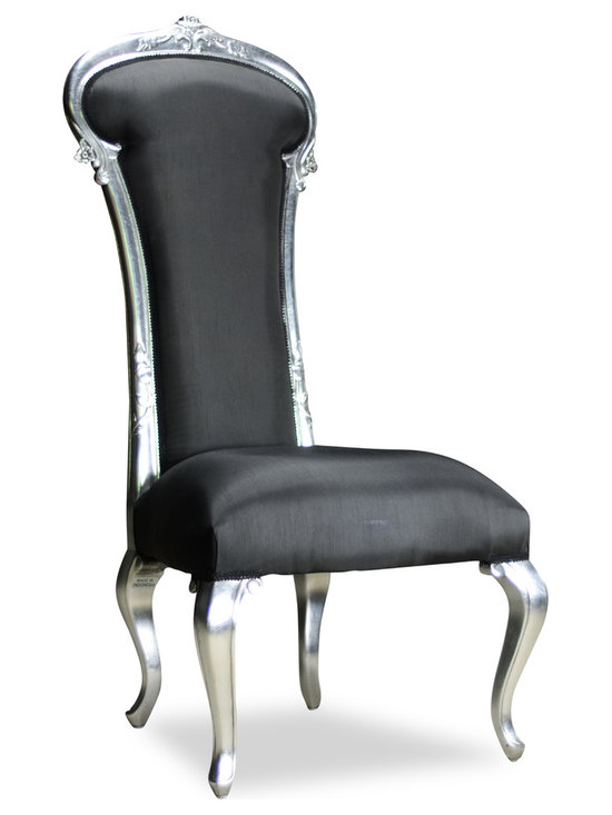 Fabulous and Baroque's Chairs & Benches - Fabulous and Baroque's Dauphine Chair