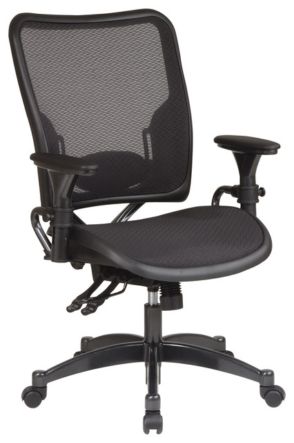 Professional Dual Function Ergonomics Air Grid Office Chair modern-office-chairs