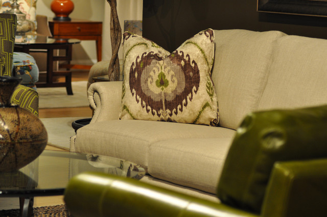 High Point Furniture Market traditional-sofas