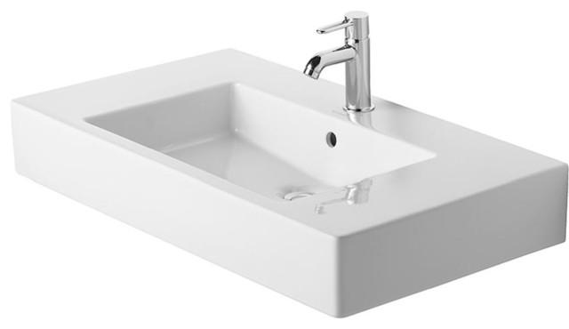 Duravit Vero 032985 - Modern - Bathroom Sinks - by Quality Bath