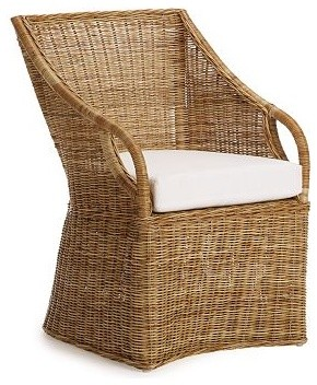 Farallon Chair eclectic-armchairs-and-accent-chairs