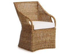 Farallon Chair eclectic-armchairs