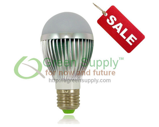 Dimmable A19 LED Light Bulb - 40W Replacement - Cool White - Dimmable A19 LED Light Bulb - 40W Replacement - Cool White | http://www.agreensupply.com/dimmable-a19-led-light-bulb-40w-replacement-cool-white/