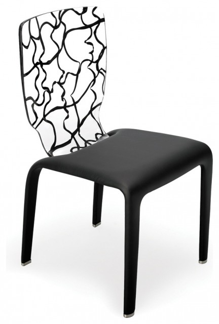 DIANA modern-dining-chairs