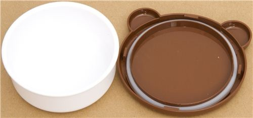 cute Bear Bento Box Japanese lunch box food-containers-and-storage