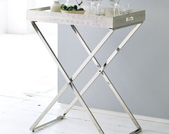 Butler Trays + Stands | west elm side-tables-and-end-tables