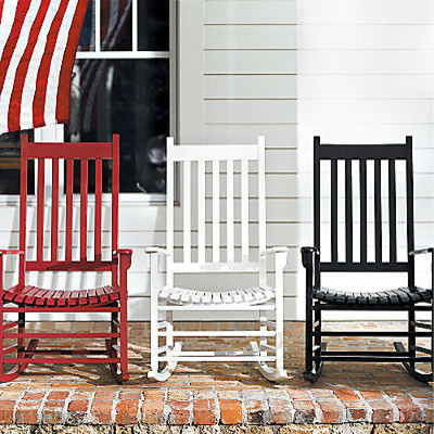 All-weather Rocker traditional-rocking-chairs