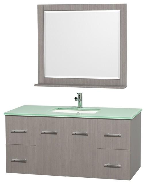 Wyndham Bathroom Vanities contemporary-bathroom-vanities-and-sink-consoles