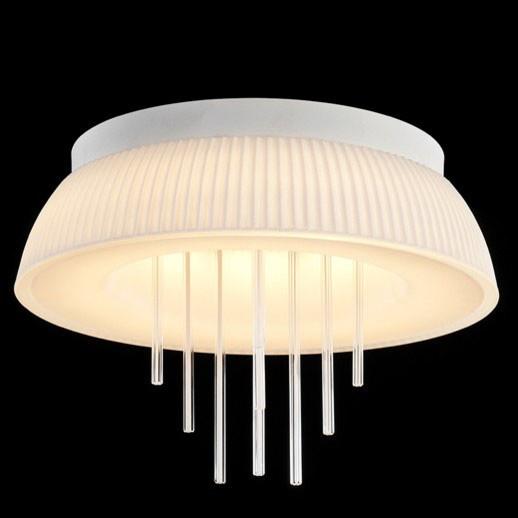 Modern strip recessed light