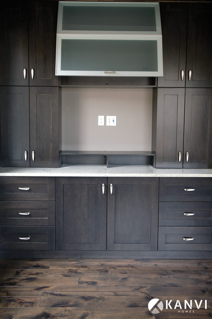 The Details contemporary kitchen cabinets
