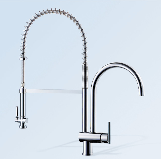 dornbracht tara kitchen mixer kitchen faucets other metro by bavoi hardware mfg co ltd. Black Bedroom Furniture Sets. Home Design Ideas