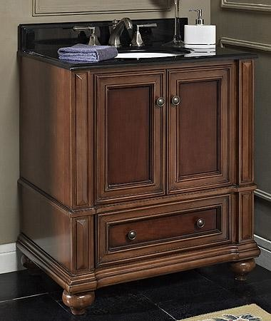 Advantage kitchen & bath Gallery - 847.965.4444 traditional-bathroom-vanities-and-sink-consoles