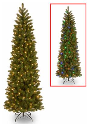 7 12 Ft Feel Real Douglas Fir Slim Christmas Tree W 350