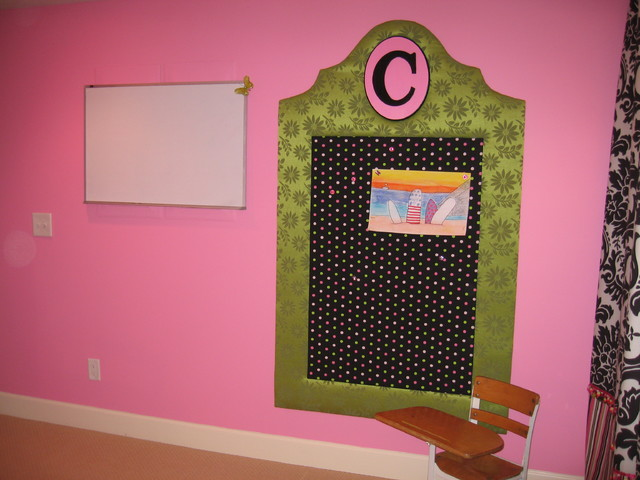 Teenage girl 39 s craft room modern kids atlanta by for Crafts for teenage girl rooms