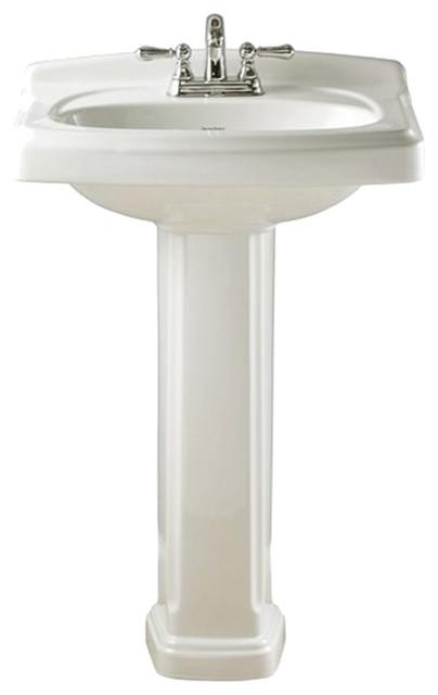 American Standard Pedestal Bathroom Sinks : All Products / Bath / Bathroom Sinks