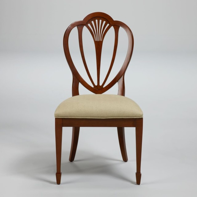 Hepplewhite Side Chair Traditional Dining Chairs