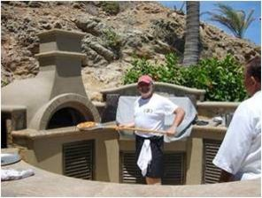 Pizza Oven_outdoor kitchen  ovens