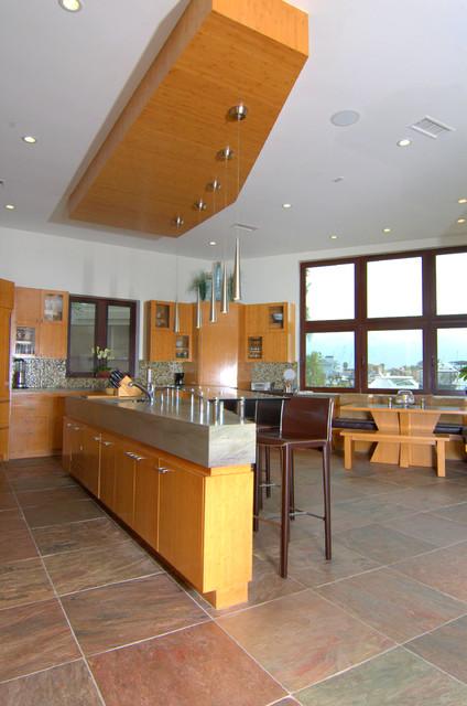 Batiste Residence contemporary-kitchen