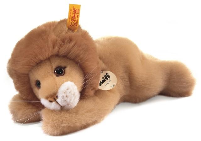 Steiff Little Friend Leo Lion traditional-kids-toys