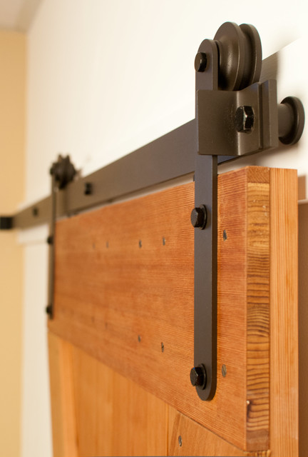Sliding Barn Door Track : Barn door hardware sliding kit
