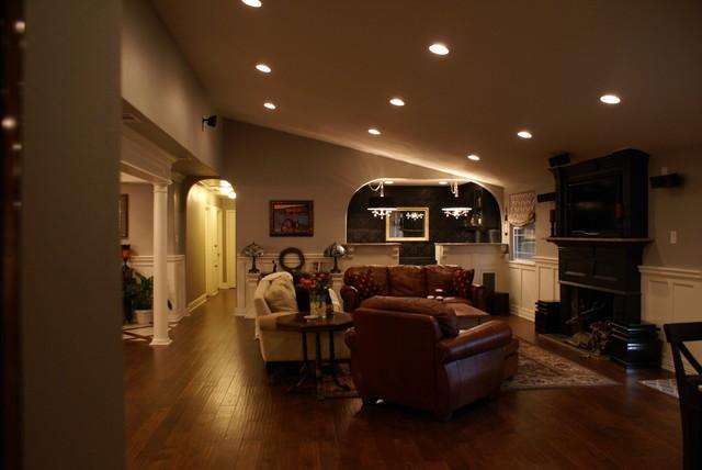 Royal Palms traditional-living-room