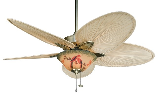 Tropical Ceiling Fans : Windpointe ceiling fan tropical fans austin
