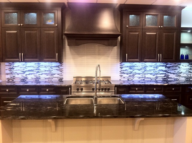 Gem Cabinets Showroom traditional-kitchen-cabinetry