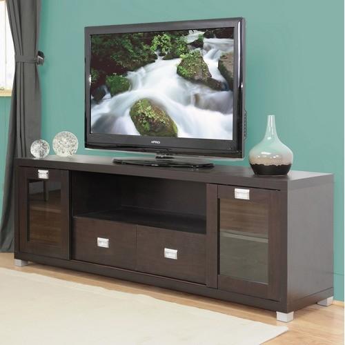 "Baxton Studio 69"" TV Stand modern-home-electronics"